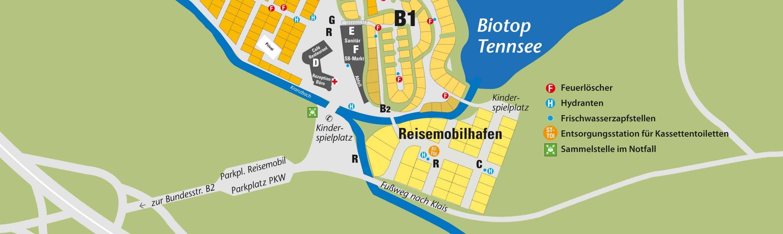 Camping-Tennsee-Bayern-Platzuebersicht-Wohnmobilstellplatz