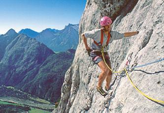 Klettern Karwendelgebiet