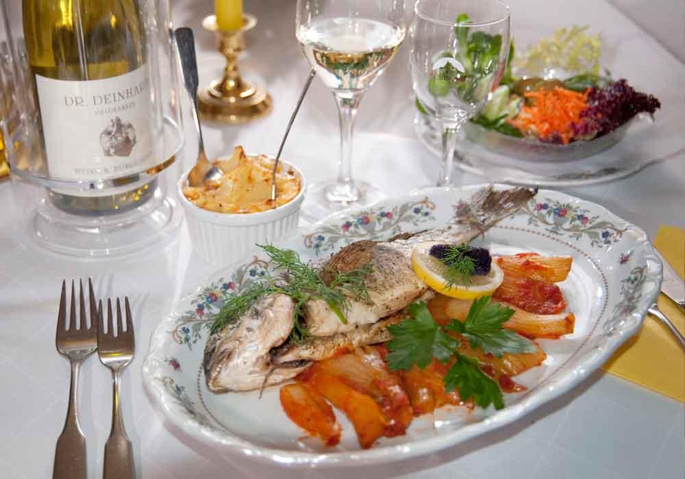 Fischessen Restaurant