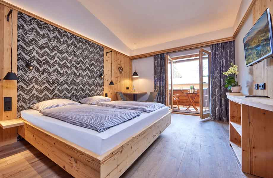 Ferienappartments-Camping-Tennsee-Schlafzimmer